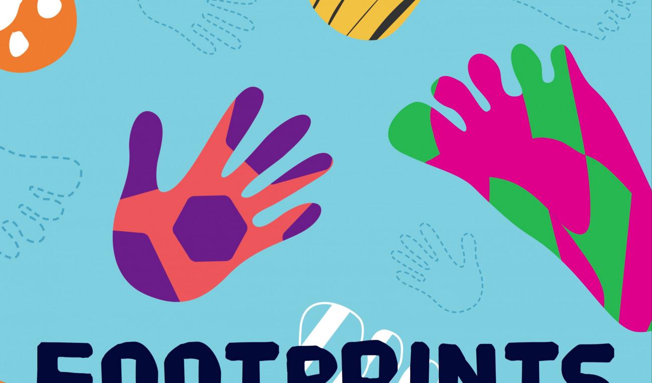 Footprints and Handprints