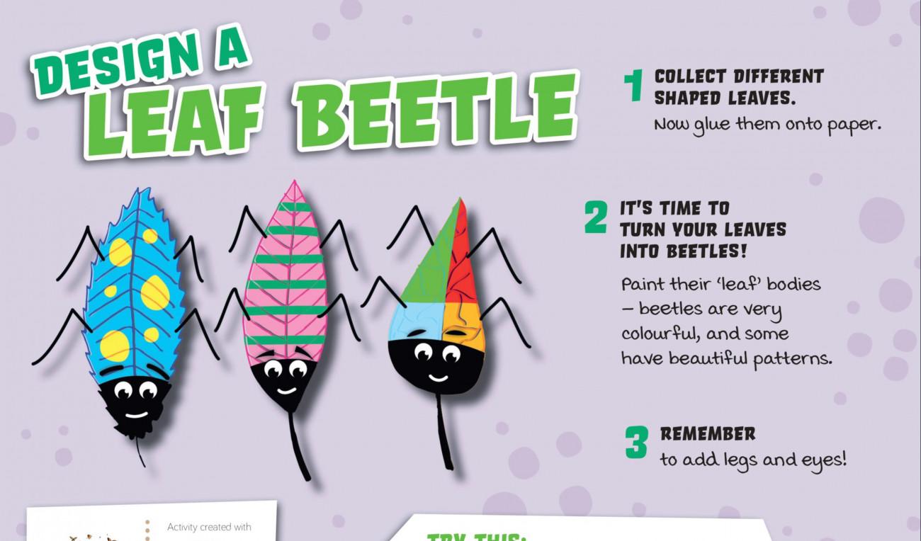 Design a Leaf Beetle