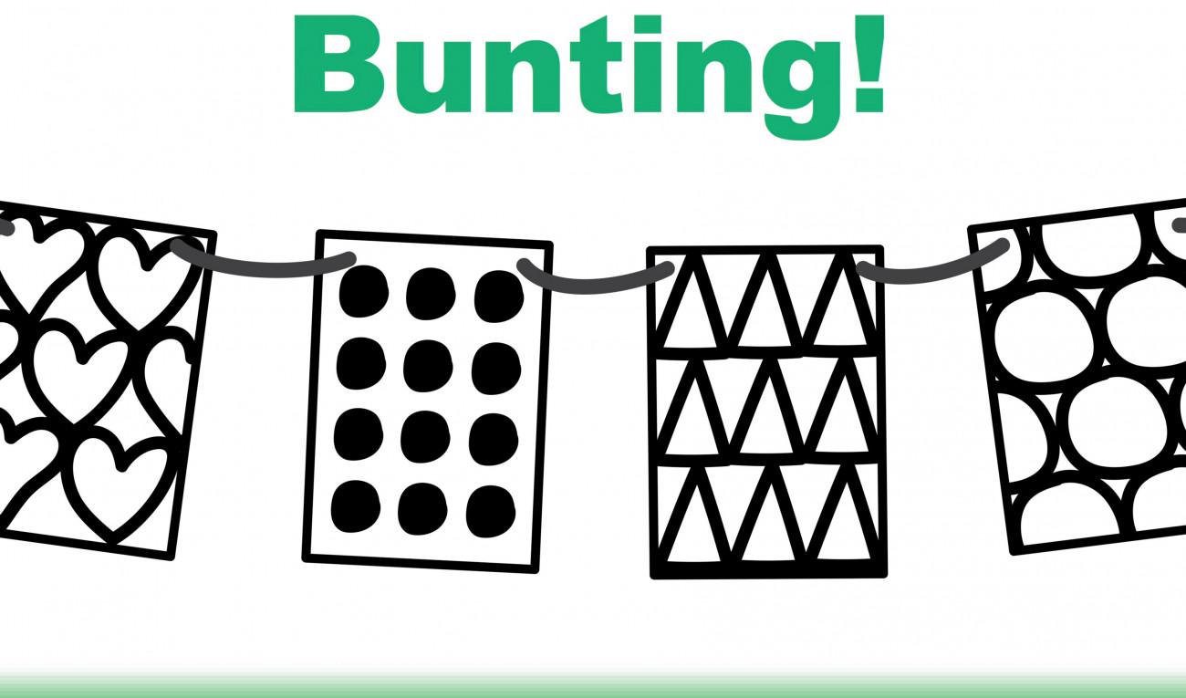 Brilliant Bunting!
