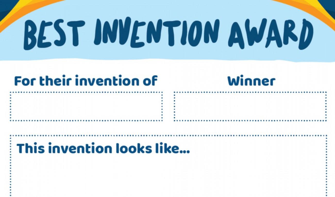 Best Invention Award
